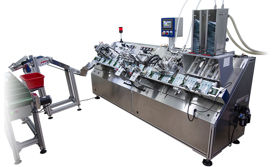automatic sheet mask production line