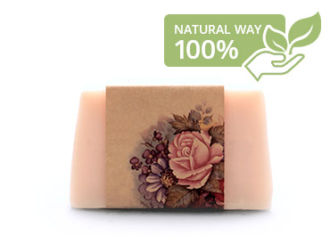 BIOCROWN 's bar soap procedures are done in a natural way.
