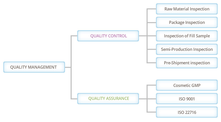 Procedure of Quality Management